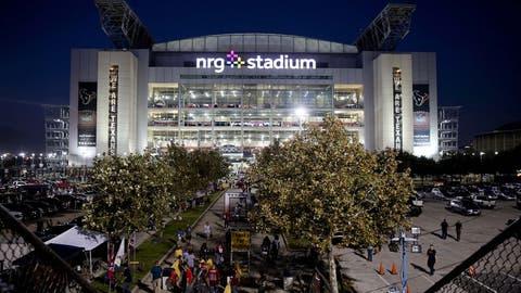 Dec 24, 2016; Houston, TX, USA; A view of the NRG Stadium before the Houston Texans play the Cincinnati Bengals at NRG Stadium. Mandatory Credit: Thomas B. Shea-USA TODAY Sports