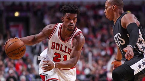 Jimmy Butler, Chicago Bulls