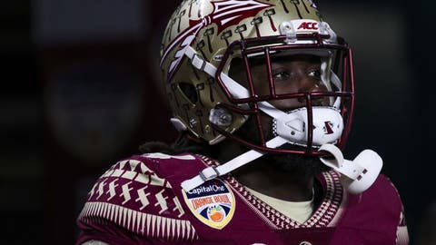 Florida State RB Dalvin Cook: Tevin Coleman, Falcons