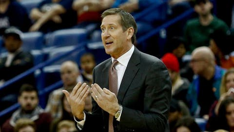 Let Jeff Hornacek remain as coach (for now)