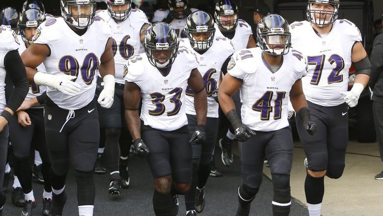 Optimism Hard To Find For 2017 Baltimore Ravens