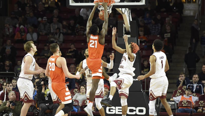 The Syracuse Basketball Team Seeks Revenge In Home Tilt Versus BC