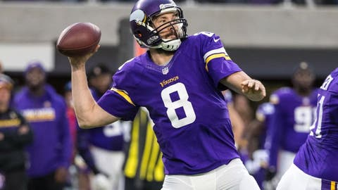 October 29: Minnesota Vikings at Cleveland Browns (London), 9:30 a.m. ET