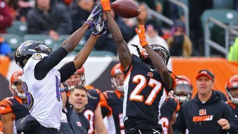 September 10: Baltimore Ravens at Cincinnati Bengals, 1 p.m. ET