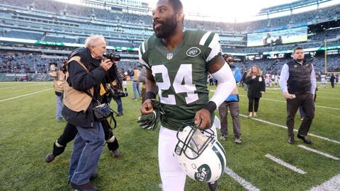 New York Jets -- Darrelle Revis, CB