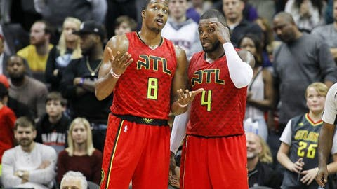 Bench: Paul Millsap, PF, Atlanta Hawks