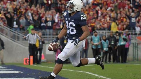 Saquon Barkley, RB, Penn State (+1000)