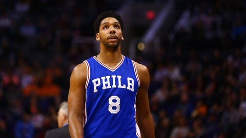 Will the Sixers be able to get what they're looking for in a Jahlil Okafor deal?