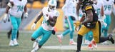 Miami Dolphins offensive recap Vs Steelers week 18