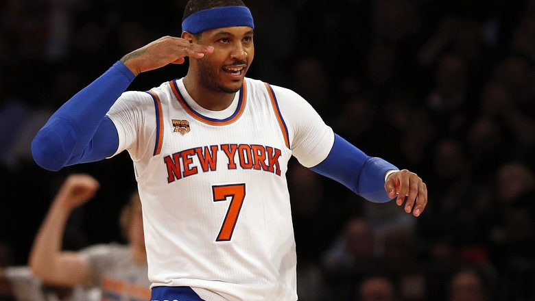 NBA Trade Rumors: Carmelo Anthony To The Los Angeles Lakers?