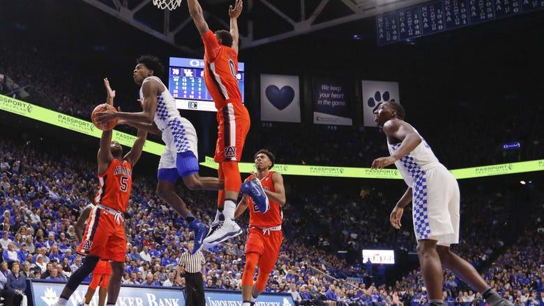 Auburn Basketball: LSU Matchup Preview