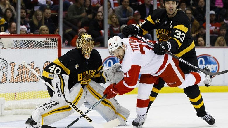 Boston Bruins Ugly Week Continues