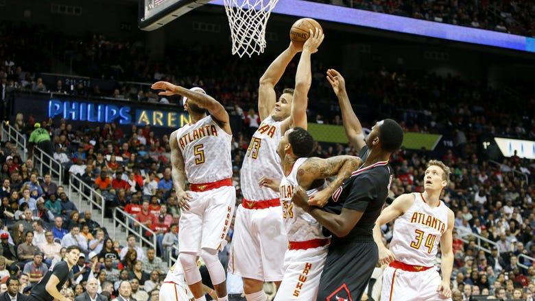 Atlanta Hawks Bounce Back With Win Over Chicago Bulls