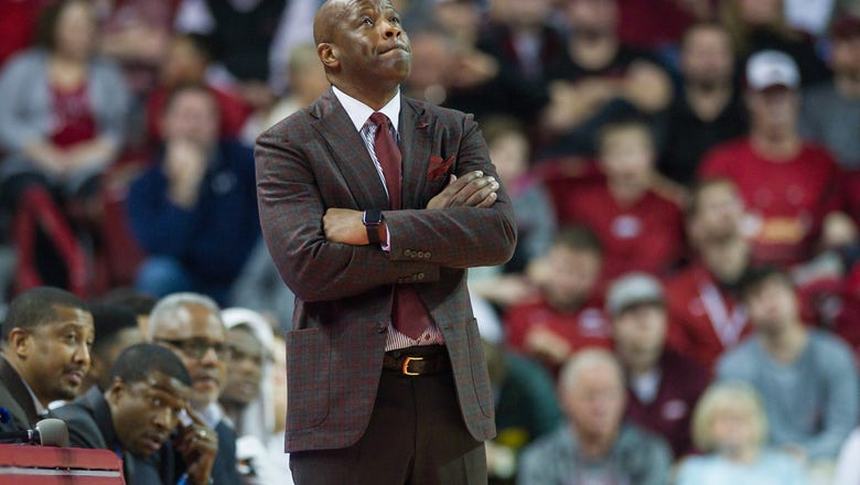 Arkansas Basketball Hits The Road To Take On Vanderbilt
