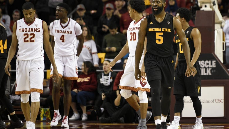 ASU MBB: Late Rally Falls Short in Loss to USC
