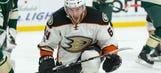 Anaheim Ducks Bid Adieu To Stefan Noesen After Three Years