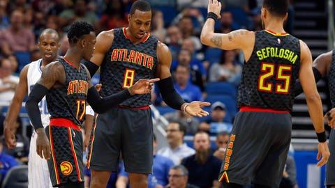 Atlanta Hawks (43-39)