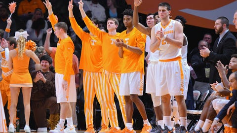 Tennessee up to Challenge of Kansas State