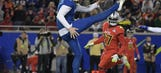 Rams' Johnny Hekker Records Four Punts in 2017 Pro Bowl