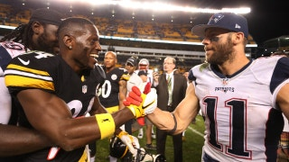 "Julian Edelman on Antonio Brown's FB video: ""That's how that team is run."""