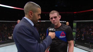 Joe Lauzon thinks he shouldn't have gotten decision over Marcin Held | UFC FIGHT NIGHT