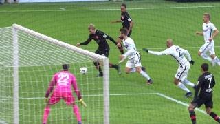Bayer Leverkusen vs. Hertha BSC Berlin | 2016-17 Bundesliga Highlights