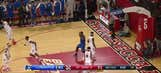 Highlights: Marcus Foster (15 points) vs. St. John's Red Storm, 1/4/2017