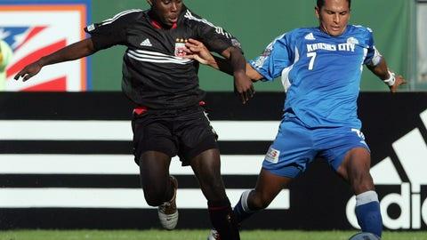 2004: Freddy Adu, D.C. United