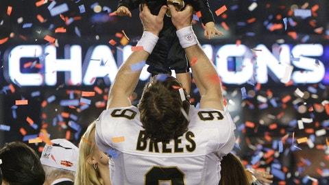 Super Bowl XLIV - New Orleans 31, Indianapolis 17