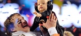 The 25 most priceless photos of Super Bowl champs celebrating with their kids