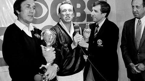 Super Bowl XVIII - Oakland 38, Washington 9