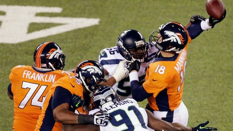 Super Bowl XLVIII - Seattle 43, Denver 8