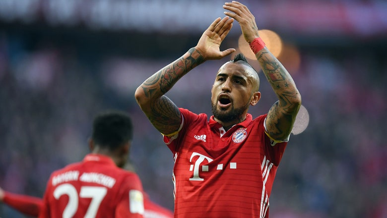 Transfer rumors: Vidal to Chelsea is 'rubbish'; Sunderland rejects Defoe bid