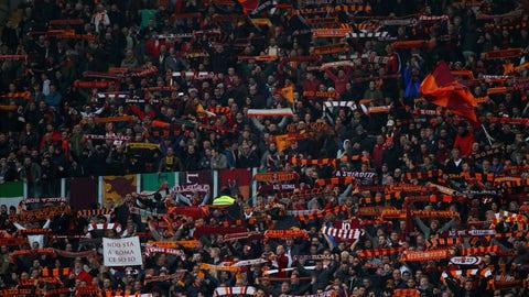 AS Roma - €35 million