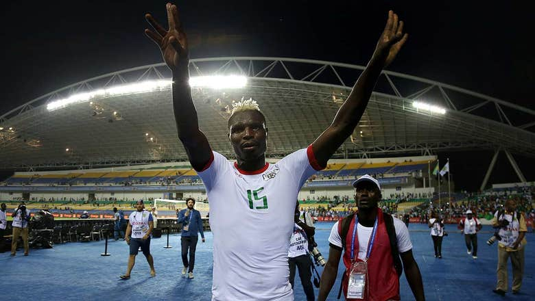 Late goals take Burkina Faso into African Cup semifinals