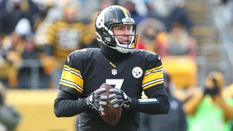 The Steelers nearly fell out of playoffs contention with four straight losses