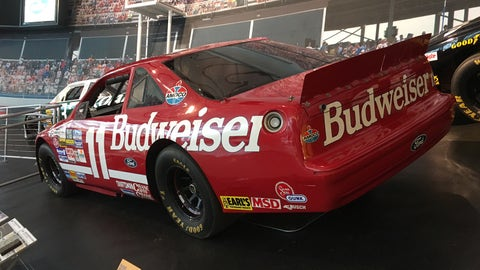 Bill Elliott's 1992 Ford Thunderbird