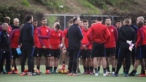 US, Serbia play to scoreless draw in USMNT's first match of 2017