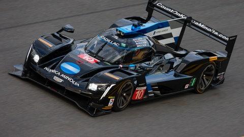Gordon's winning car