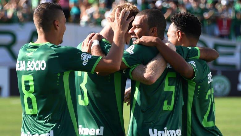 Watch: Chapecoense scores first goal since plane crash