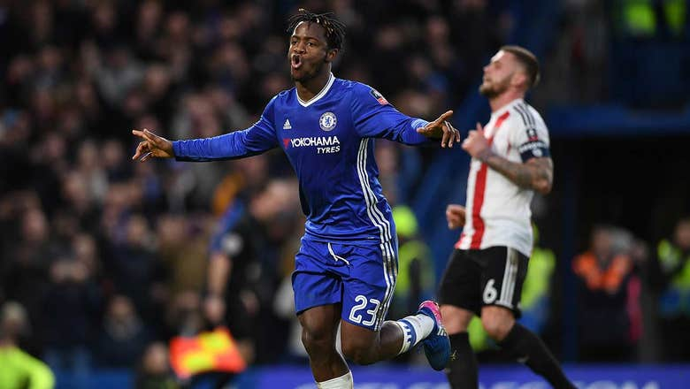 Chelsea flaunts squad strength in FA Cup win over Brentford
