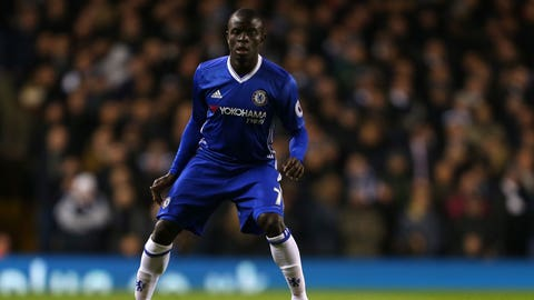 Do Liverpool have an answer for N'Golo Kante?