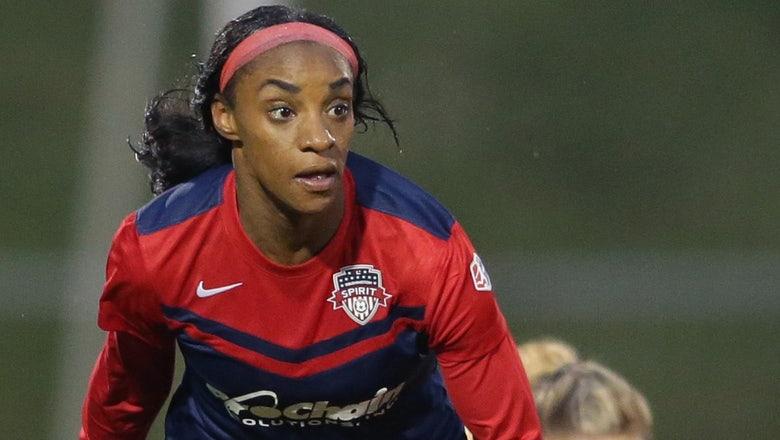 Crystal Dunn leaves NWSL's Washington Spirit for Chelsea
