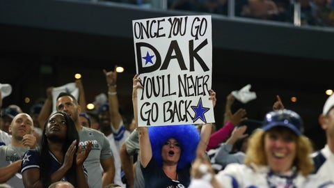 Skip: Despite Dak's brilliance, Jerry Jones is stuck on Tony Romo