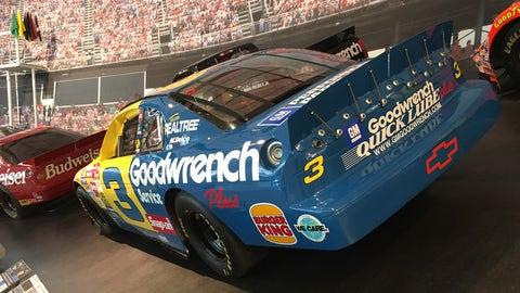 Dale Earnhardt's 1999 Chevrolet Monte Carlo