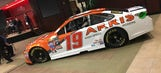 Check out photos from the Carl Edwards, Daniel Suarez press conference