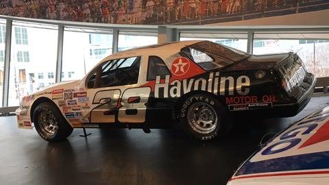 Davey Allison's 1987 Ford Thunderbird