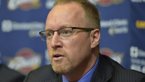 Cavaliers, general manager David Griffin part ways