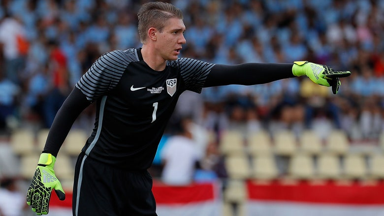 U.S. goalkeeper Ethan Horvath signs with Belgium's Club Brugge