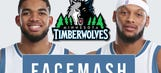 Cool or creepy? FaceMashing Wolves players